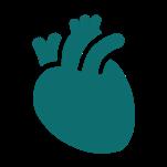 Icoon Voedingsvragen bij verhoogde bloeddruk (hypertensie)